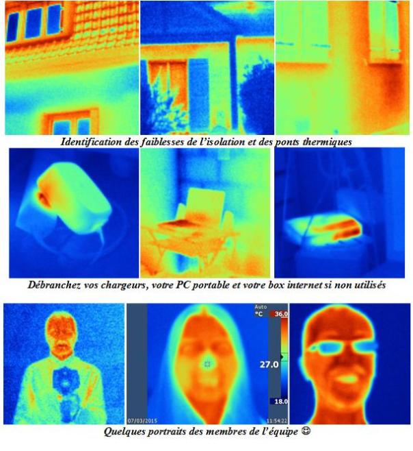 Images thermiques