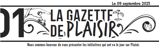 Gazette de Plaisir